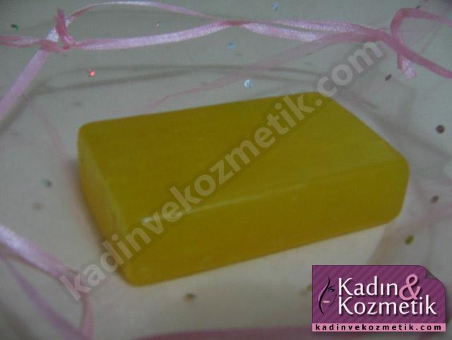Alaçatı - Limon Sabunu