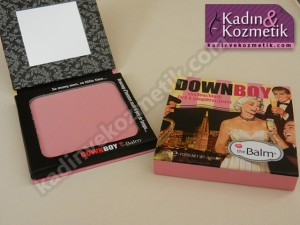 The Balm - Down Boy