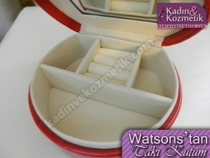 Watsons takı kutusu