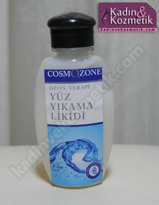 cosmozone ozon terapi yuz yikama likidi