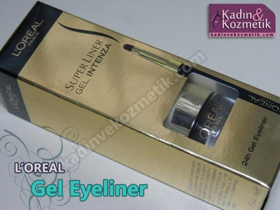Loreal Super Liner Gel Eyeliner