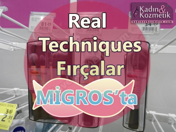 real techniques migros