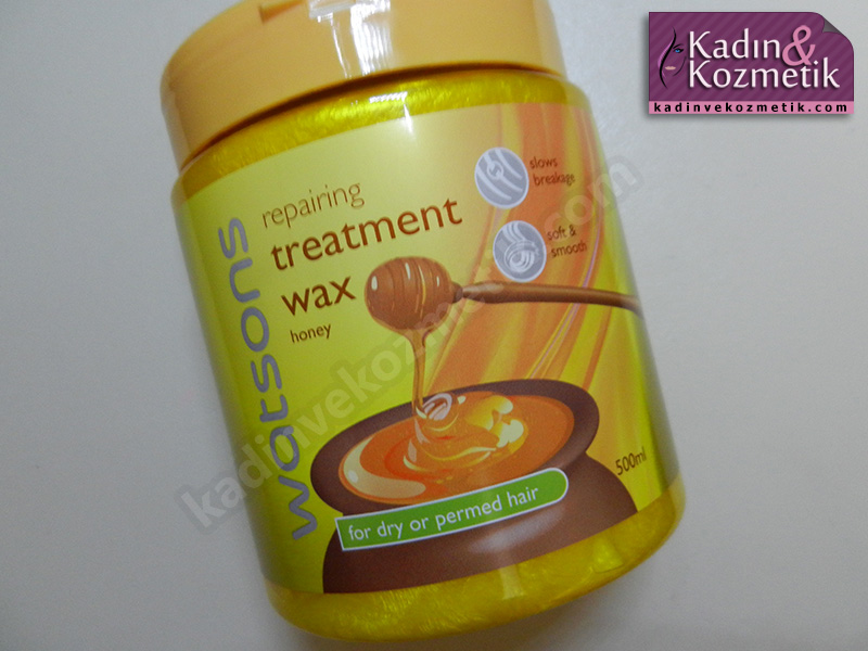 watsons treatment wax honey