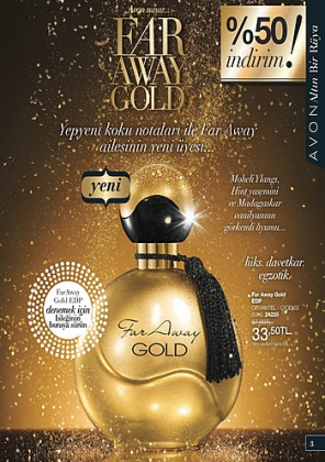 avon far away gold