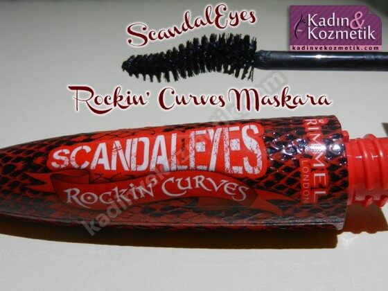 rimmel london scandaleyes rockin curves maskara