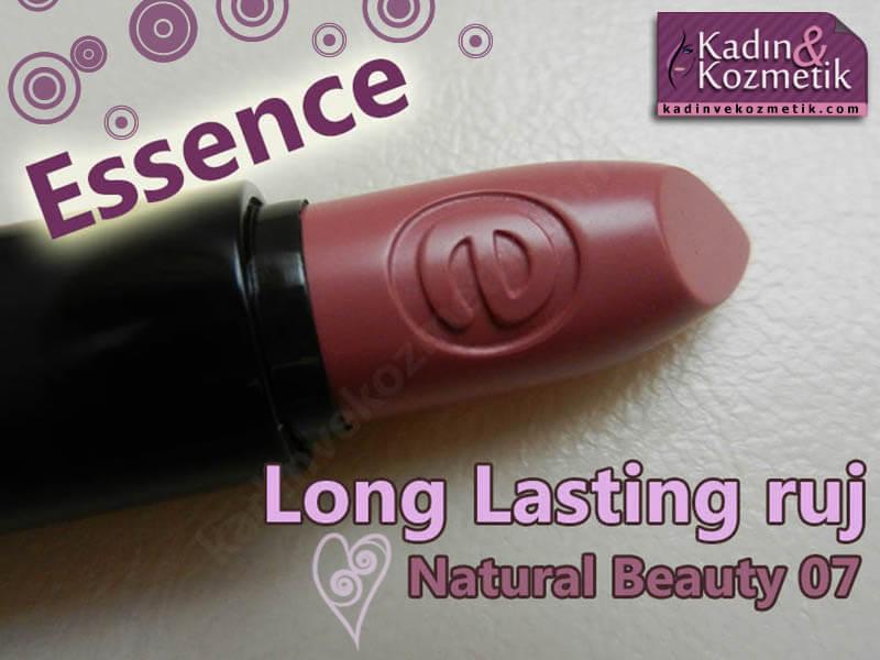 essence long lasting ruj