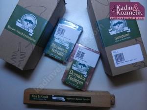 Argan Naturel Kozmetik Alışverişim