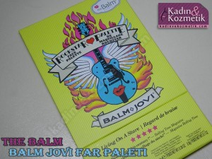 The Balm - Balm Jovi Palet