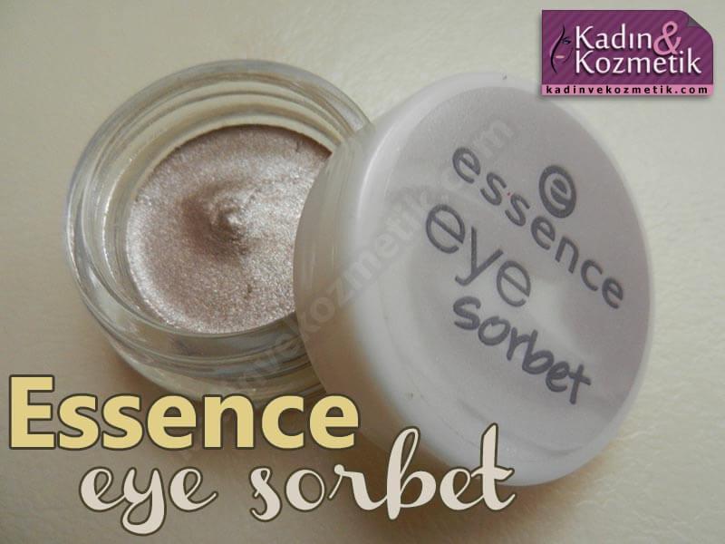 essence eye sorbet