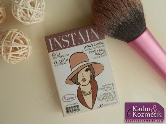 the balm instain allık