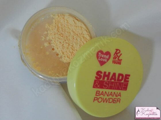 rival de loop banana powder